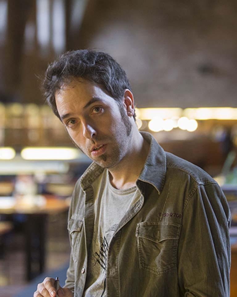 Pablo Martín Sánchez ( Escritor)