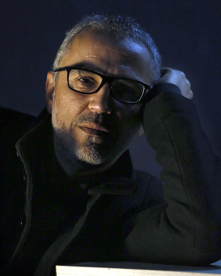 Roberto Cerdá, director teatral.FOTO: KIKE PARA.