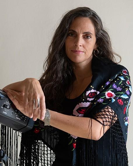 20191010 BECA LEONARDO EN ARTES PLASTICAS A LA BECADA ANA ALVAREZ-ERRECALDE