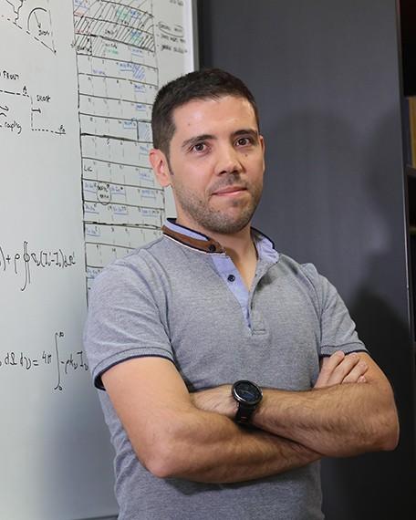 César Huete Ruiz de Lira Beca Leonardo Ingenierías y Arquitectura 2019