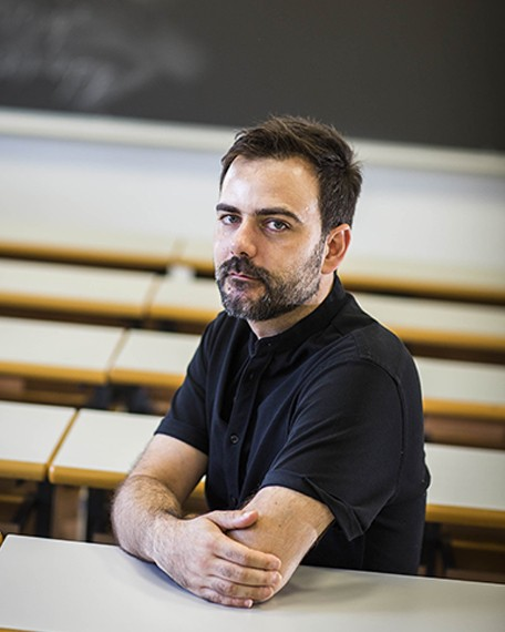 Juan Infante PERFIL