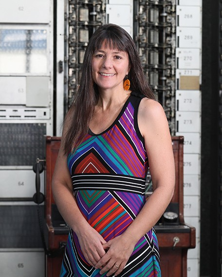María Jesús Ledesma Carbayo Beca Leonardo TIC 2019