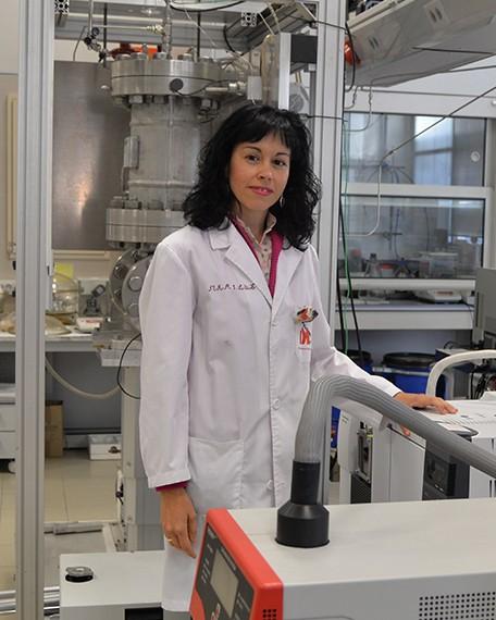 María Luz Sánchez Silva Becas Leonardo Ingenierías y Arquitectura 2019