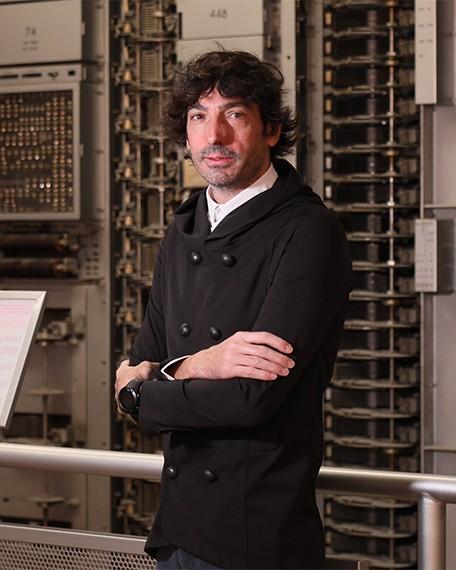 Pedro Peris López Beca Leonardo TIC 2019