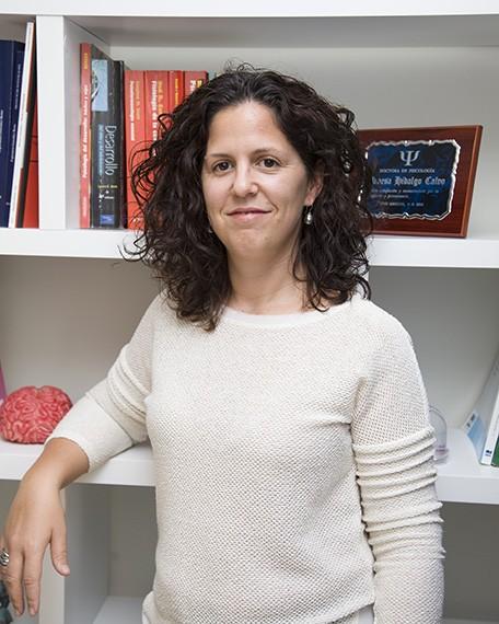 Vanesa Hidalgo Beca Leonardo Economía y Ciencias Sociales 2019
