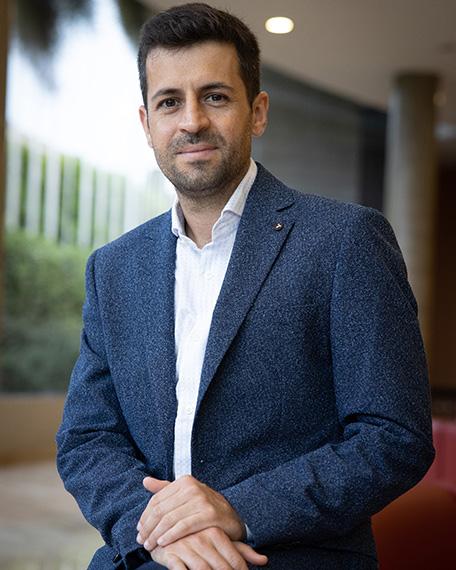 Mihalis Markakis Beca Leonardo 2021 economia ciencias sociales y juridicas