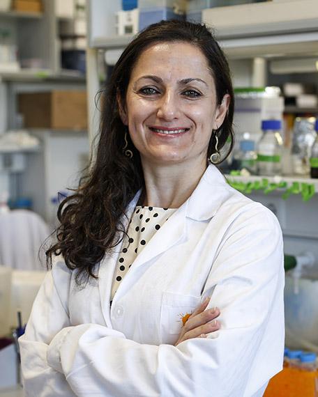 Sandra Blanco Benavente -Beca Leonardo 2021- Biomedica